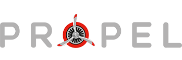 Propel RC logo