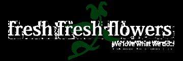 Fresh Fresh Flowers logo