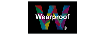 Wearproof logo